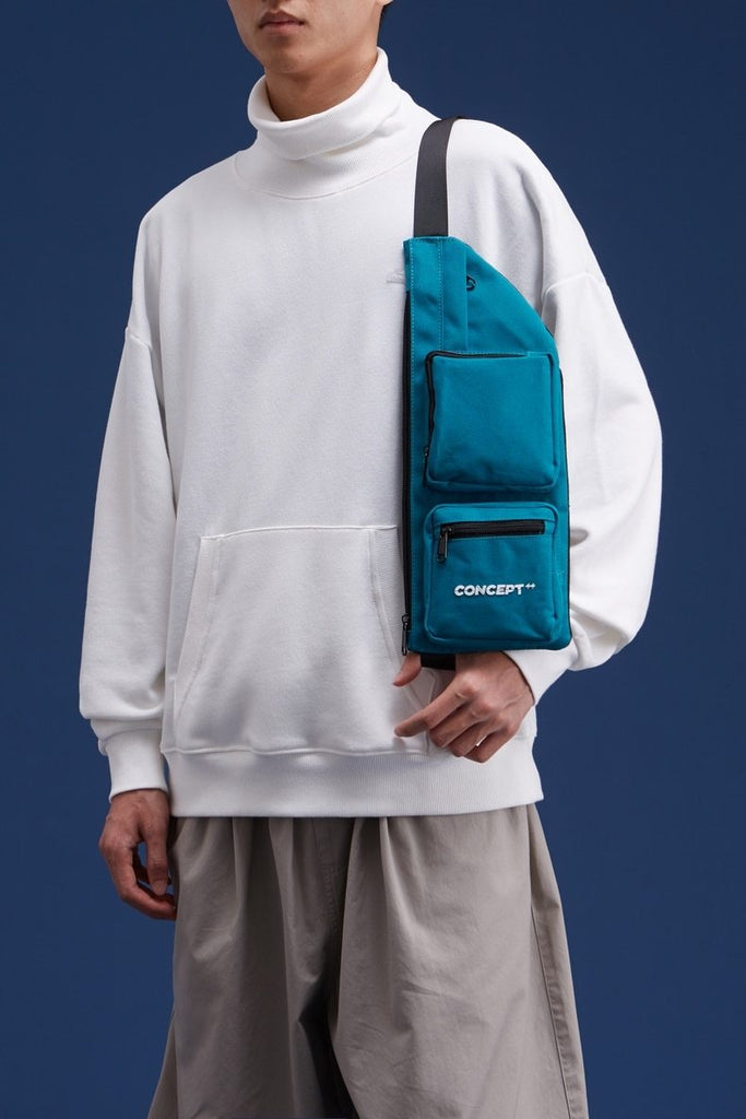 Crossbody Messenger Bag - Illusions Clothing