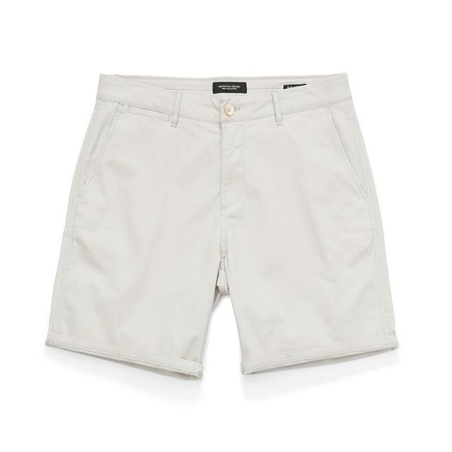 Solid Color Enzyme Washed Shorts - Illusions Clothing