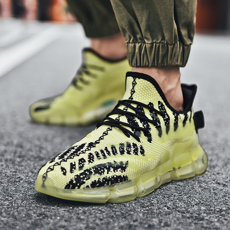 Lime Tigris 1.0 Sneakers