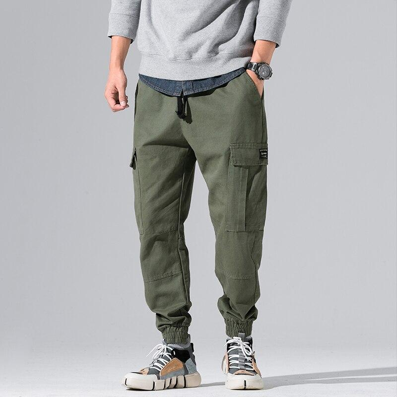 Multi-Pocket Tactical Joggers