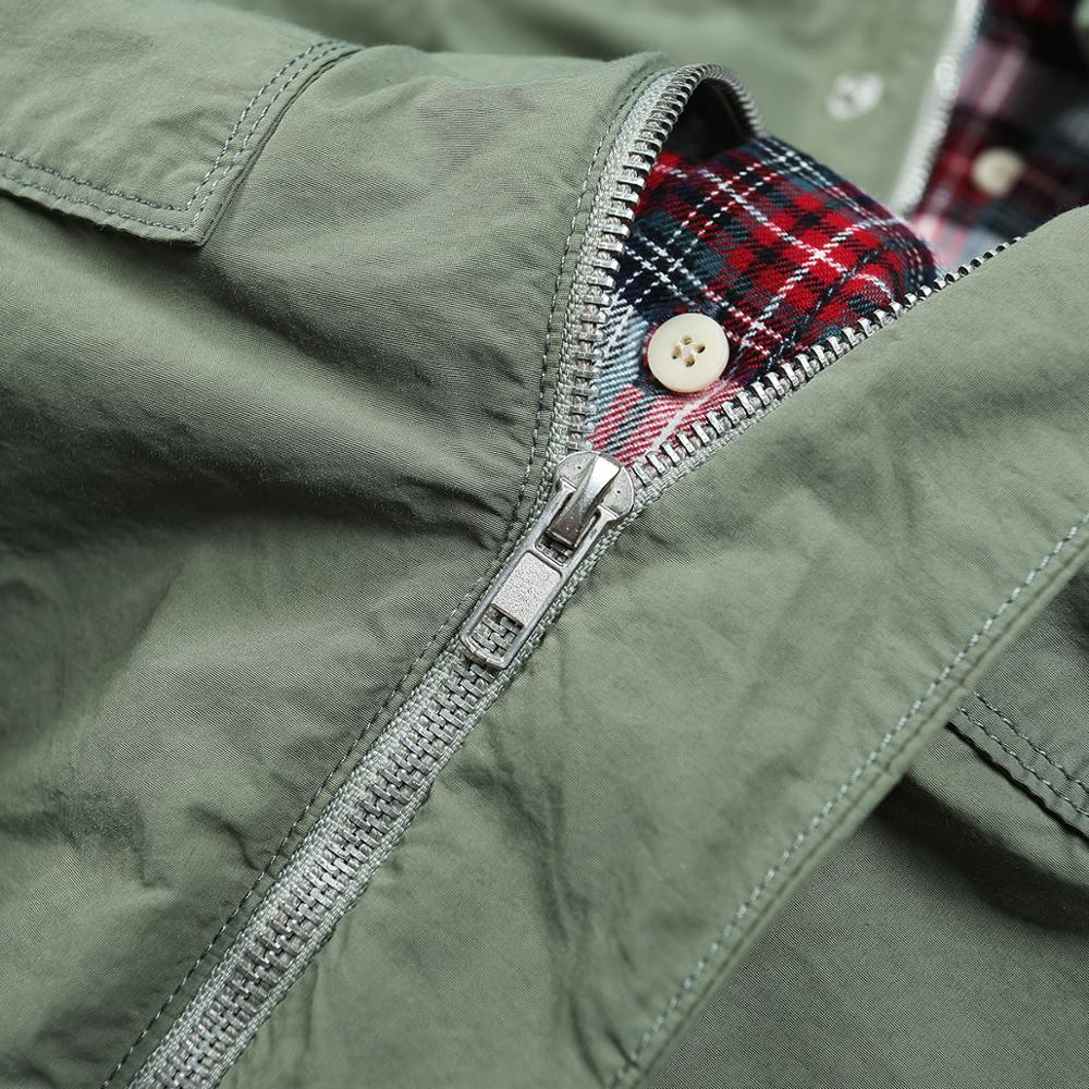 Sewn Double Layer Jacket