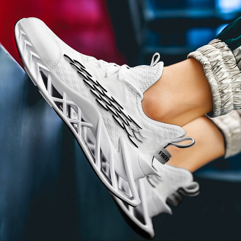 White Free Wing 1.0 Sneakers