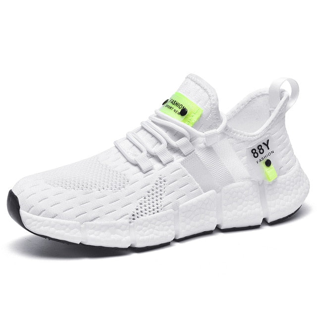 White Snowfoam Sprint Runners 1.0