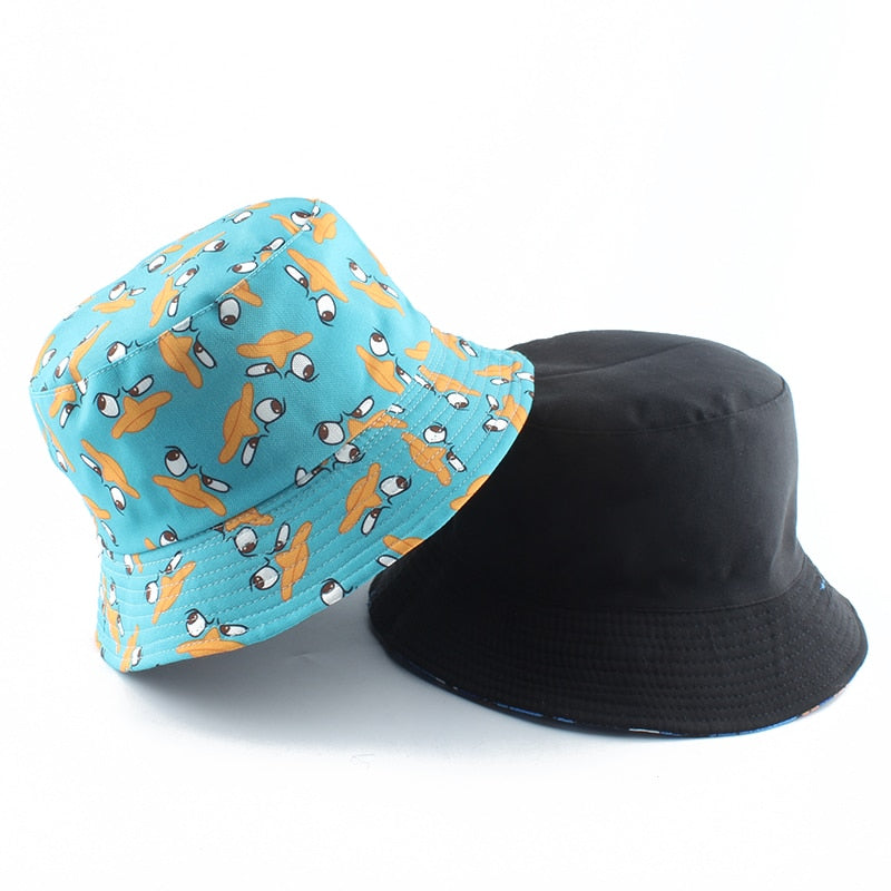 Donald Duck Reversible Bucket Hat