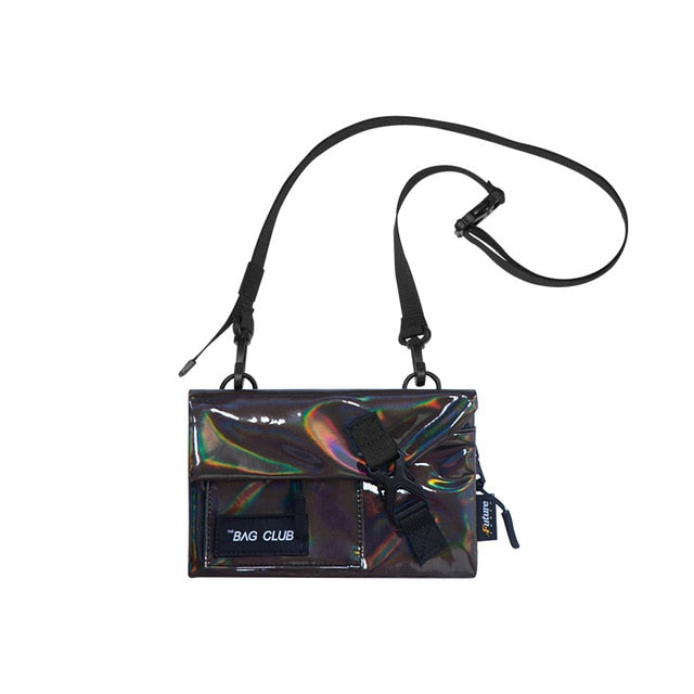 Reflective Crossbody Bag