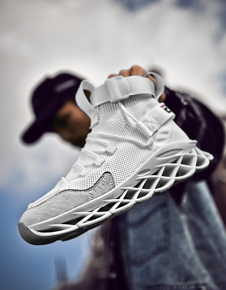White Flyclip 1.0 Sneakers