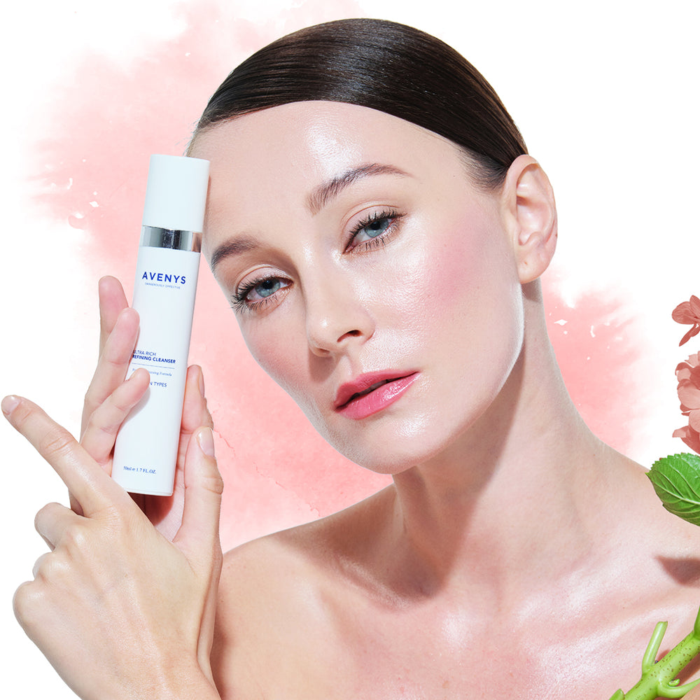 Ultra Rich Refining Cleanser - Avenys Malaysia
