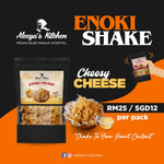 Aleeya's Kitchen Enoki Shake Cheezy Cheese