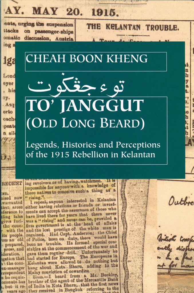 To' Janggut (Old Long Beard) - Cheah Boon Kheng