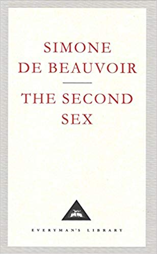 'The Second Sex' - Simone de Beauvoir
