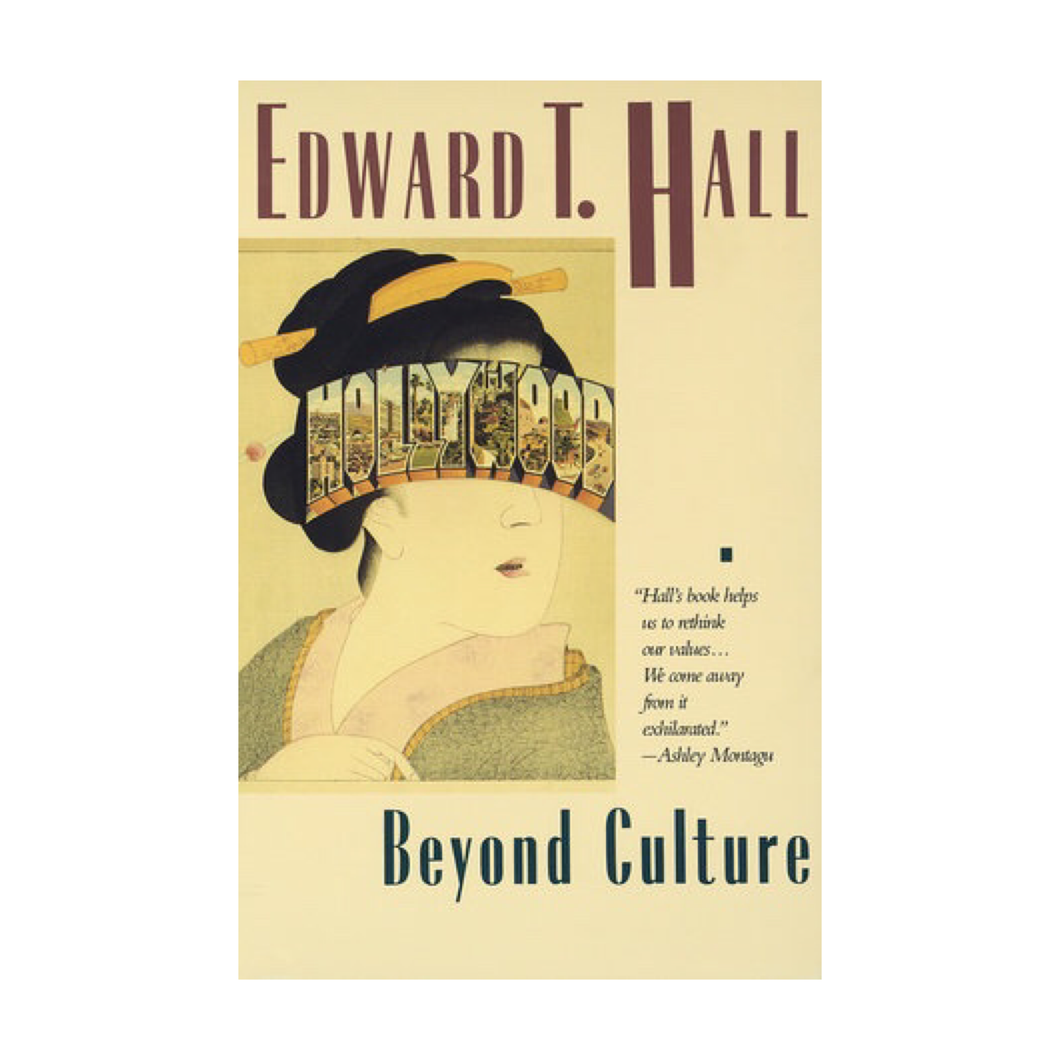 Beyond Culture - Edward T. Hall