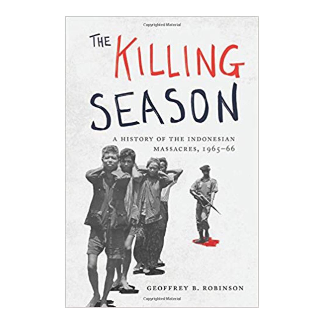The Killing Season - Geoffrey B. Robinson