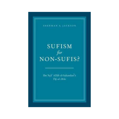 Sufism for Non-Sufis - Sherman A. Jackson