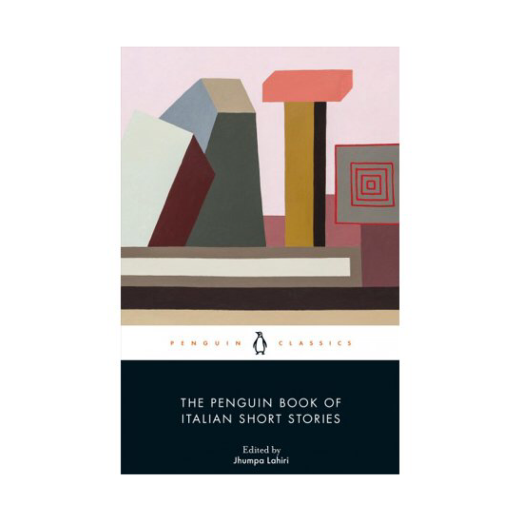 The Penguin Book of Italian Short Stories [Paperback] - Ed. Jhumpa Lahiri