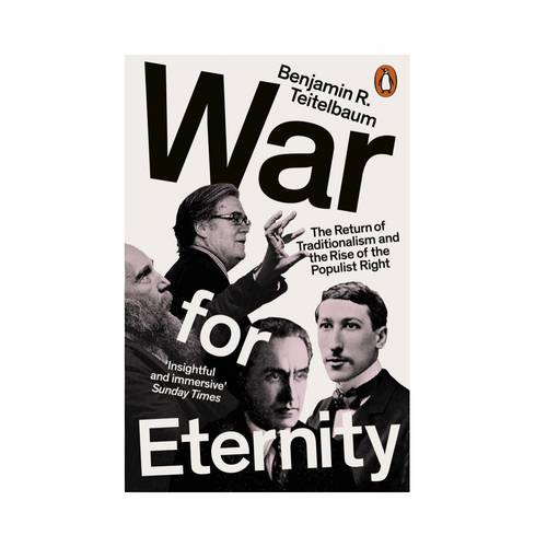 War for Eternity - Benjamin R. Teitelbaum