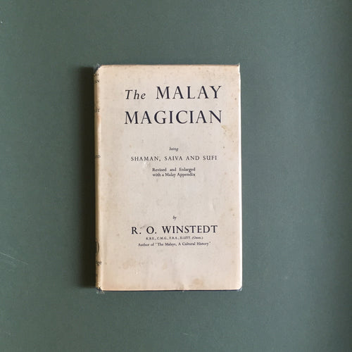 The Malay Magician - R. O. Winstedt