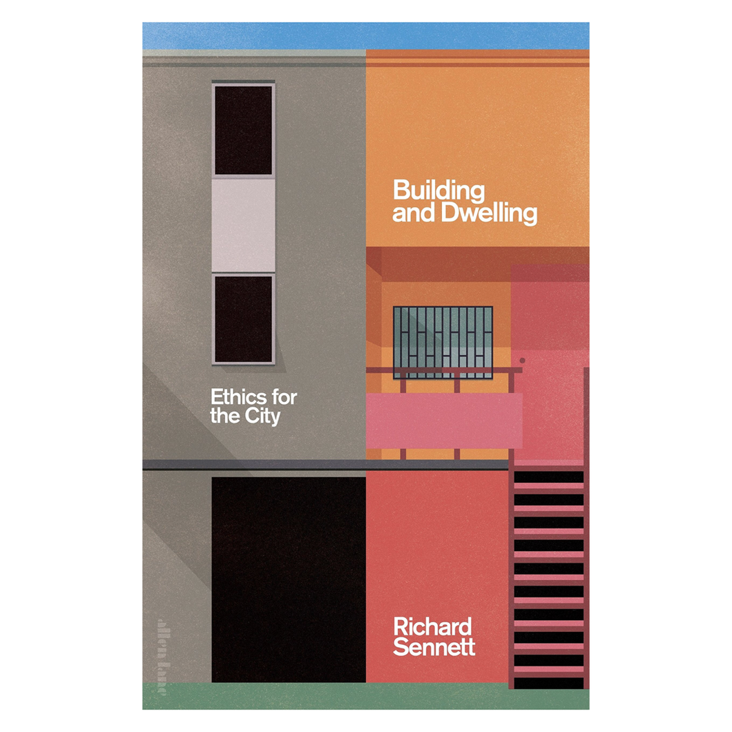 Building and Dwelling (Paperback) - Richard Sennett