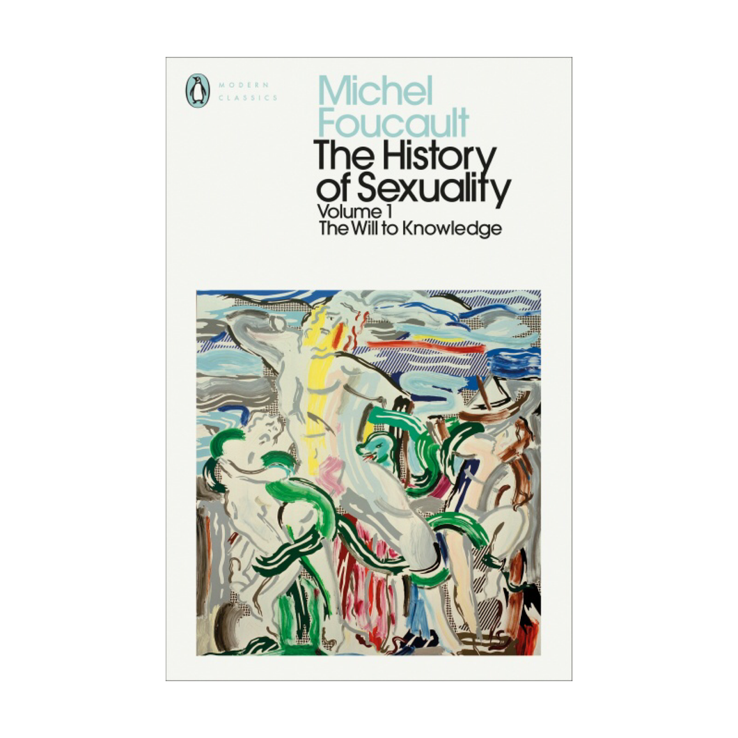 The History of Sexuality, Vol. 1: The Will to Knowledge - Michel Foucault
