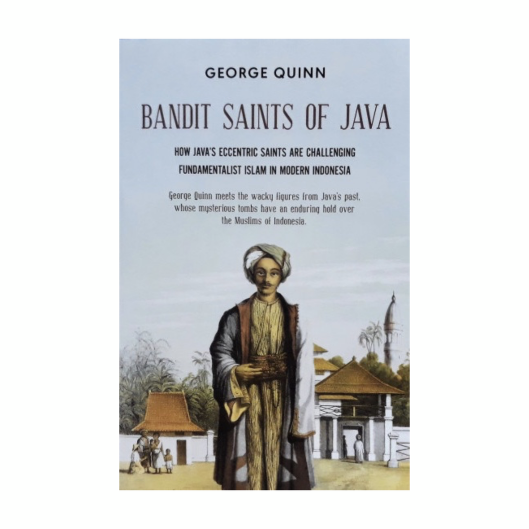 Bandit Saints of Java - George Quinn