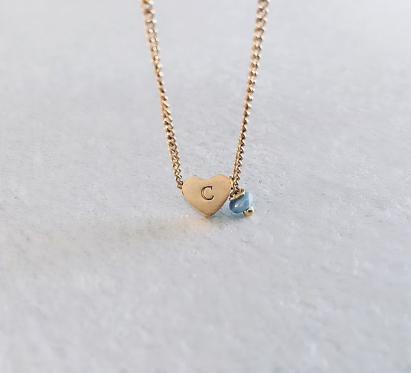 Initial Personalized Necklace Pendant - By Nordvik