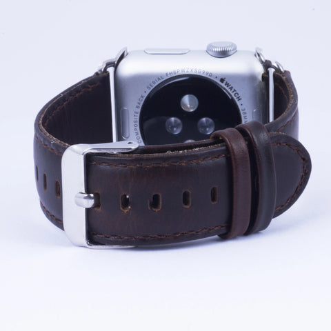Apple Watch Leather Band - By Nordvik