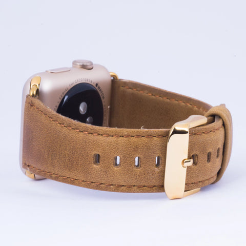Apple Watch Leather Strap - By Nordvik