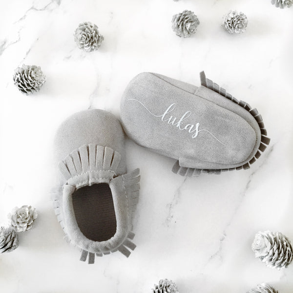 Baby Name Shoes - By Nordvik