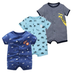 Baby boys Cotton Jumpsuit