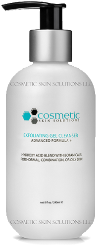 EXFOLIATING CLEANSER ADVANCED FORMULA +