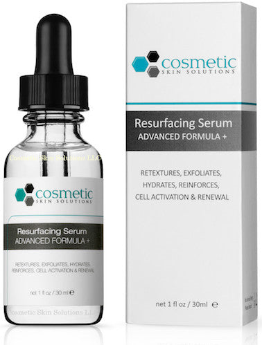 RESURFACING SERUM ADVANCED FORMULA +