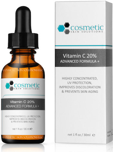 VITAMIN C 20% ADVANCED FORMULA +
