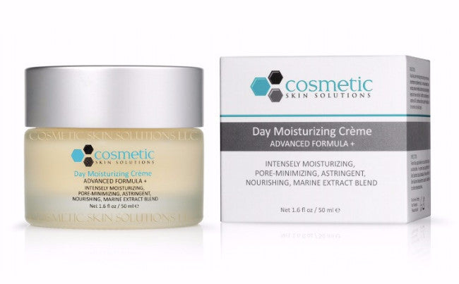 DAY MOISTURIZING CRÈME ADVANCED FORMULA +