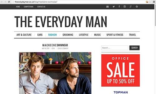 The Every Day Man.co.uk