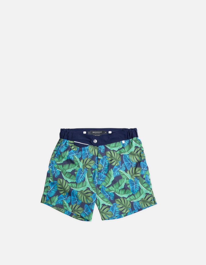Gize - P02. Navy Tropic & Navy