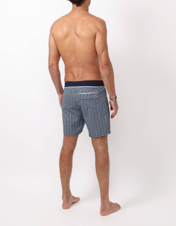 Barth4 - P06. Balances à essence & Shorts de bain Marine - Barth4 MACKEENE