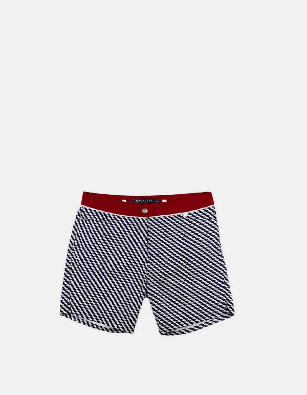 Barth4 - P12. Sao & Bordo Swim Shorts - Barth4 MACKEENE