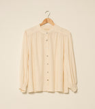 Vera blouse in Cream
