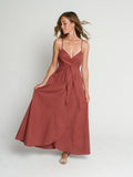 Laura dress Desert Sand