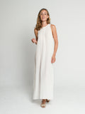 Nusa dress in Ivory