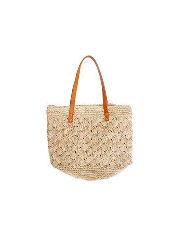 Slow Days Tote Natural