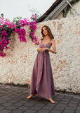 Laura dress in Vintage Lilac