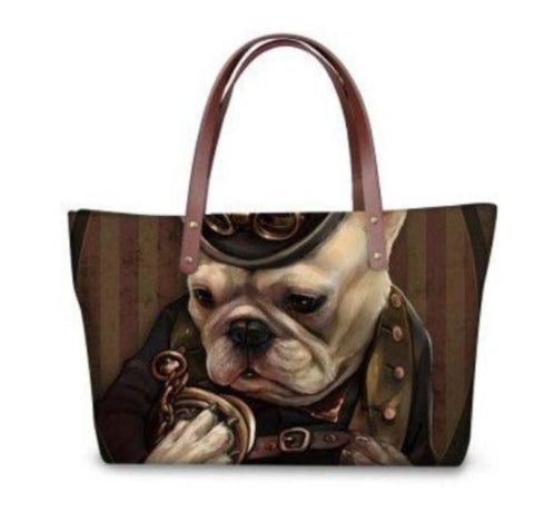 sac à main bouledogue