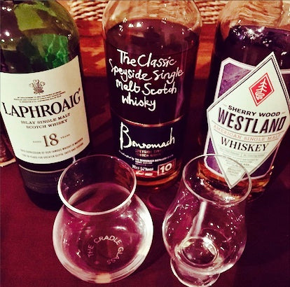 The Cradle Glass and Glencairn Trilogy by @whiskyshortcut