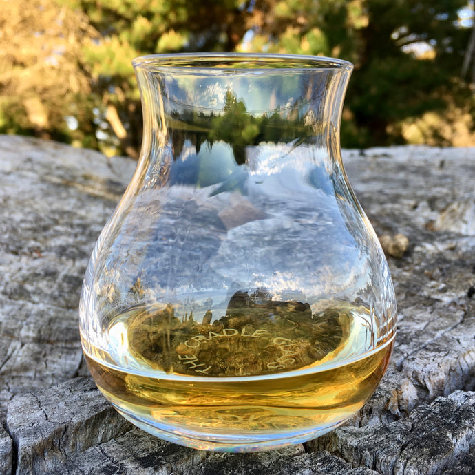 The Cradle Glass, Whisky Glass