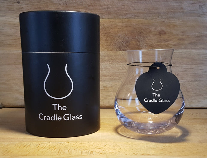 Cradle Glass Whisky Glass