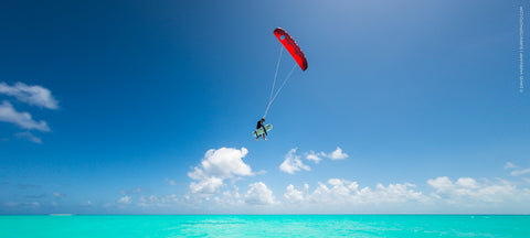 Exclusive Kite trip on the St Brandon Archipelago
