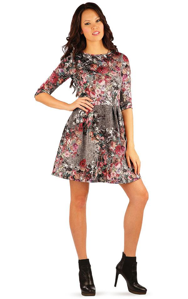 Women's Dress With Floral Print - onelike