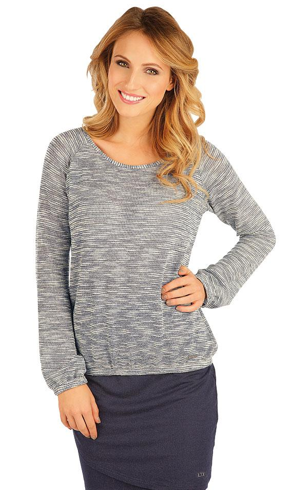 Women's Metallic Knit Jumper - onelike