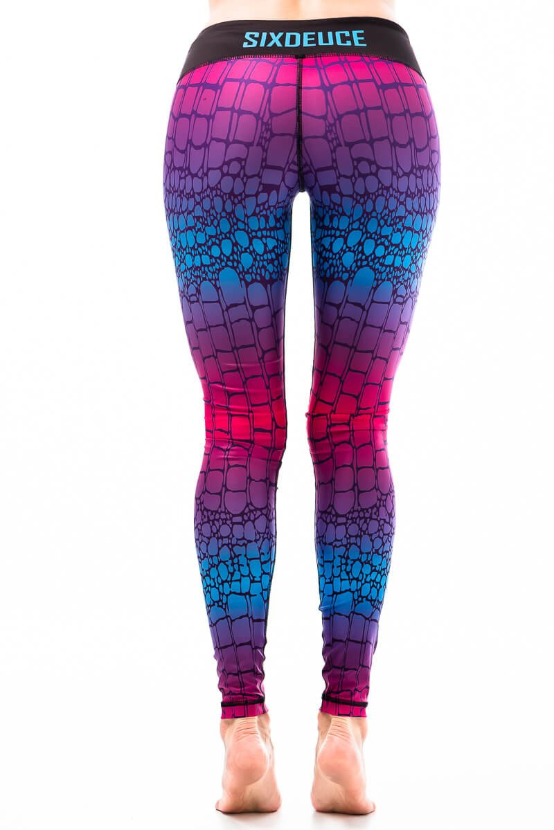 Alligator Leggings Crossfit