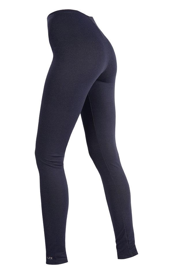 Dark Blue Full Length Leggings